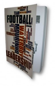 Football leadership book